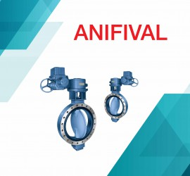 ANIFIVAL water control valve