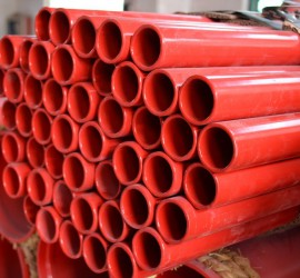 EXPOXY COATED PIPE