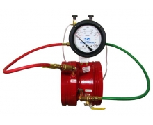 GVI Fire Pump Test Meters